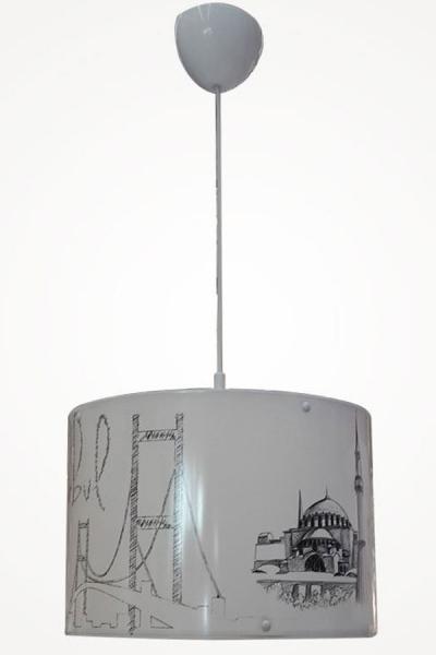 Dizayn İstanbul Sarkıt Şapkası 30 cm