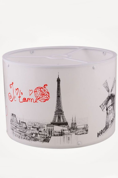 Dizayn Paris Tekli Sarkıt Şapkası